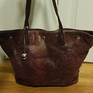 Furla tote and wallet